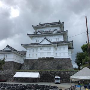 難攻不落の城だったんですね~ 小田原城!!