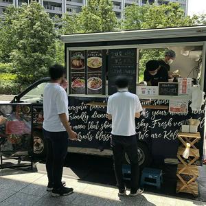 驚きの二弾重ねのローストビーフ丼~ 月と日のご飯!!