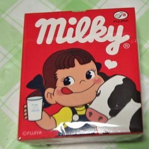 ミルキーはママの味~♪