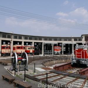岡山、廃線・保存車巡り -その3 津山まなびの鉄道館-