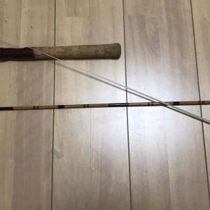 筏ロッド製作①/材料調達の巻