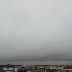 台風19号。。。