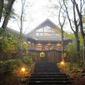 日光 「山のレストラン」 霧降の滝はミネストローネ