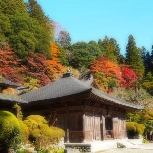 続・紅葉狩りDrive 「秋の雲巌寺」