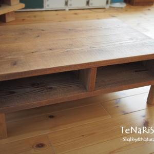 ■リビングテーブルDIY完成品♪■
