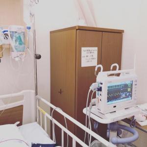 手術当日②〜術後・一番長い1日〜
