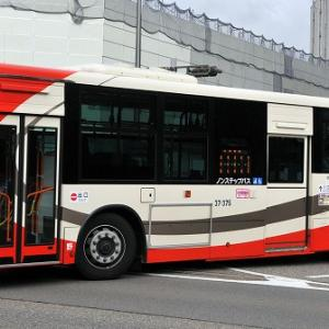 北鉄金沢バス~エアロスター・ノンステップバス 37-375