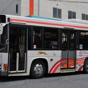 帝産湖南交通~レインボーHRノンステップバス (移籍車)