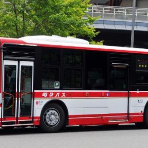 岐阜バス~エアロスター・ノンステップバス