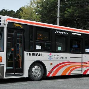 帝産湖南交通~西工96MC(B)日産ディーゼルRMノンステップバス(移籍車)