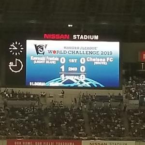 2019年 明治安田生命Jリーグワールドチャレンジ VSチェルシー 試合結果~手に入れた4-4-2の答え?~