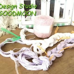 手織り教室に新しい生徒さん!!