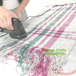 手織り教室では、手織り以外の事も教えます