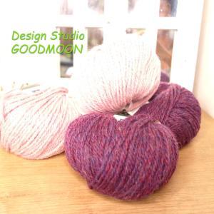 手織り教室生徒さん:初めての自分デザインの糸注文!!