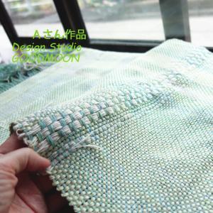 手織り教室生徒さん作品:自由作品