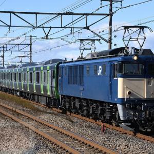 "E235系""トウ48""新津配給"
