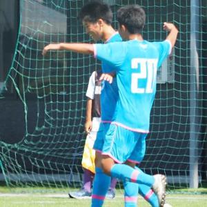 U18(2nd)vs佐賀北