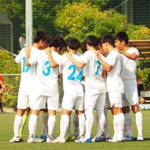 U18 vsアビスパ福岡