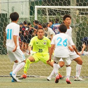 U18vs東福岡 完封勝利