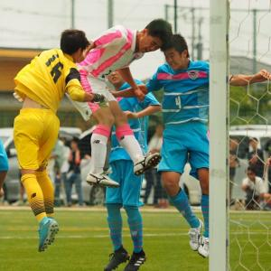 U18プレミア初勝利は安藤と岡が得点