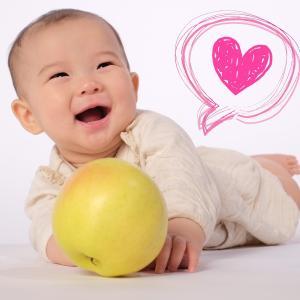 赤ちゃんと一緒に講座を受講したママからご感想いただきました。