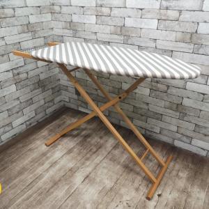 イタリア ARIS アリス社 木製アイロン台 折り畳み&高さ調節可能 買い取りしました!祖師谷大蔵店 出張買取もお任せ下さい!