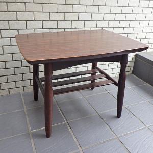 ジャパンビンテージ デコラトップ コーヒーテーブル / サイドテーブル 買い取りしました!自由が丘店 出張買取もお任せ下さい!