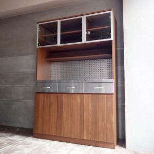 ウニコ unico ストラーダ STRADA キッチンボード レンジボード 食器棚 幅120cm ♪ 買取りしました! 学芸大学店 出張買取もお任せ下さい!