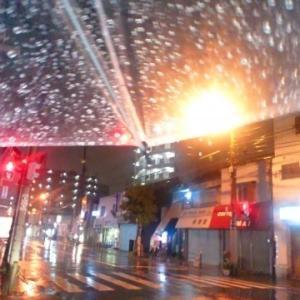 雨の日の車中泊は最高という話