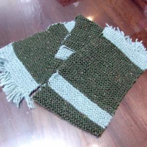 編みもの ~ 男性用マフラー ~