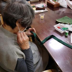 編みもの ~ 編み物ポーチ ~
