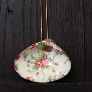 デコパージュ ~ バラ模様の壁飾り ~
