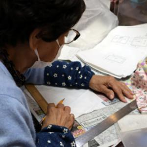 裁縫 ~ カードケース ~