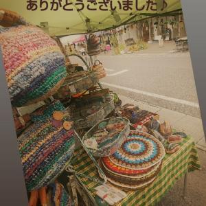 「土澤アートクラフトフェア」ありがとうございました♪