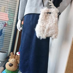 クリーンで可愛いスカートスタイル&今年も、あの子がやってきた!
