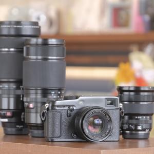 Fujifilm Xシリーズ、今だけ無料体験できます