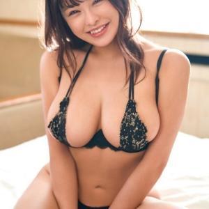Hカップ新人・永瀬永茉「動いたら胸が見えそうでした」