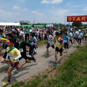 聖蹟桜ヶ丘リレーマラソン を終えて・・