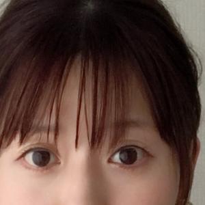 眉毛のアートメイク 1週間の経過