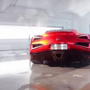 中国産のスーパーカー