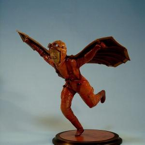 革人形ギャラリー「夢の翼」