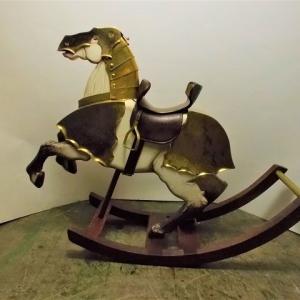 ミニ木馬を作る その33