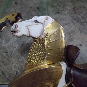 ミニ木馬を作る その41