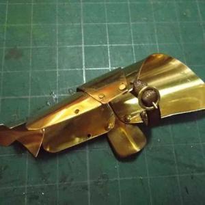 ハムスターの鎧を作る その63