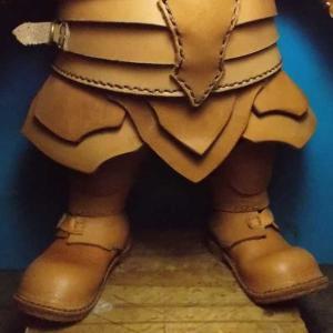 ドワーフの人形を作る その88