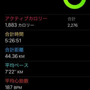 Apple Watch で5時間マラソンを走ったらどうなるか