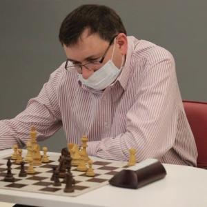 古典的なチェス大会は終わりました