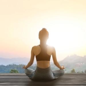 ストレスの解消法に瞑想を