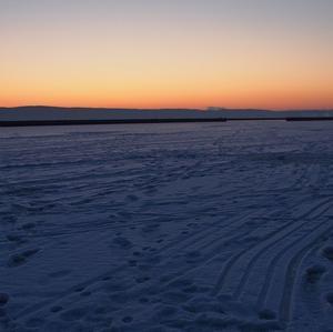 2020氷上穴釣り2回目