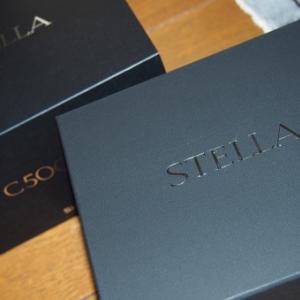 ステラ C5000XGにライン巻き
